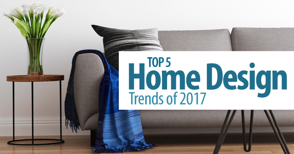 home design trends 2017